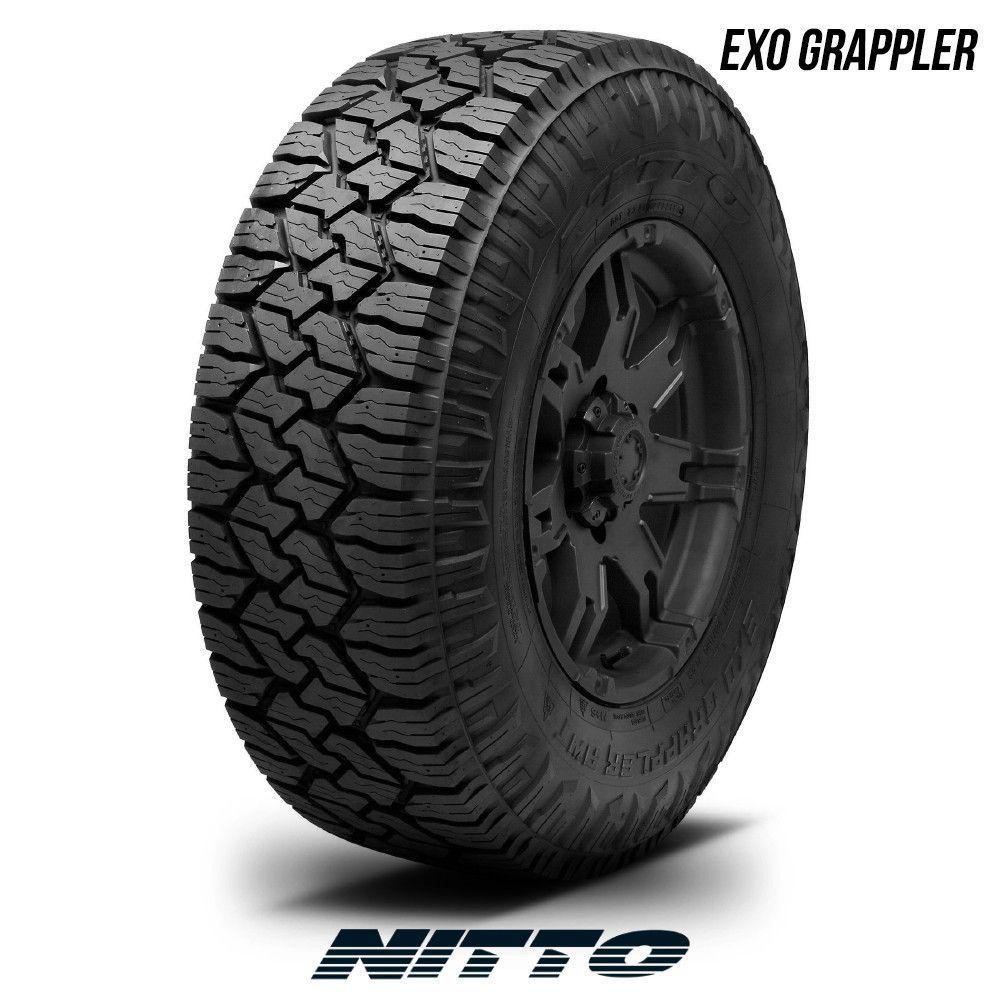 Nitto Exo Grappler LT 265/70R17 118Q 265 70 17 2657017