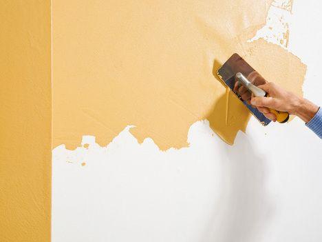 Wande Verputzen Alternativen Zur Tapete Dekorputz Wand