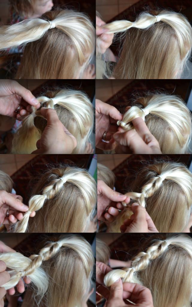 Easy beach hair tutorial