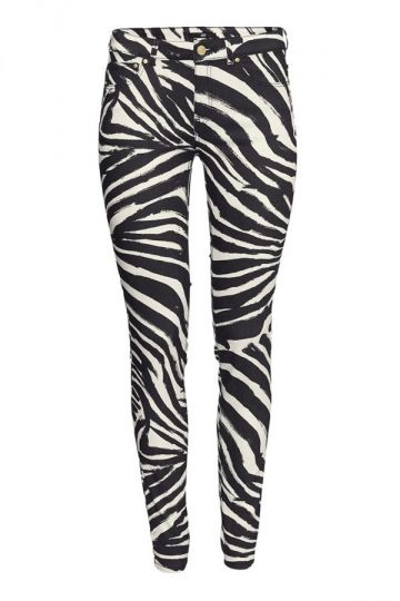 Plus Size Black Zebra Animal Print Leggings | Print leggings ...
