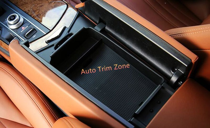 Car Accessories Armrest Storage Box Auto Phone Box For Maserati ghibli 2016 2017