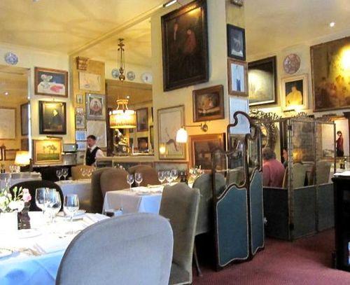 Odin's Restaurant, London