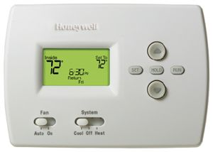Types Of Thermostats Energy Saving Honeywell Ac Pro