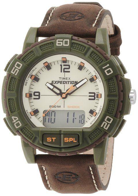 4a63d08892a3 Timex T49969SU - Reloj de cuarzo para hombre
