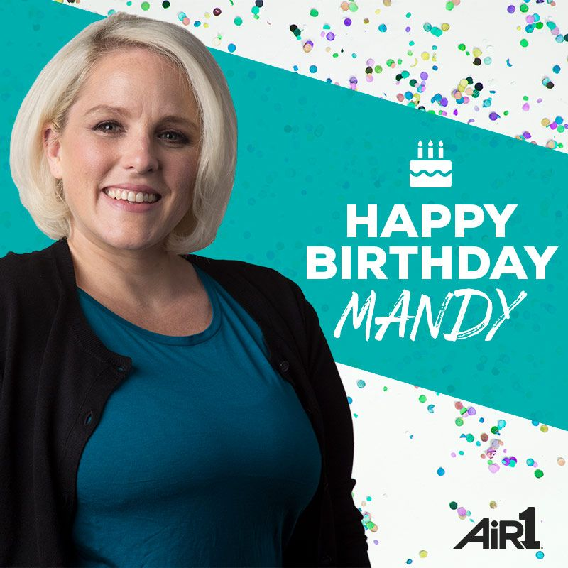 We Want To Wish DJ Mandy A Very Happy Birthday!!!!!