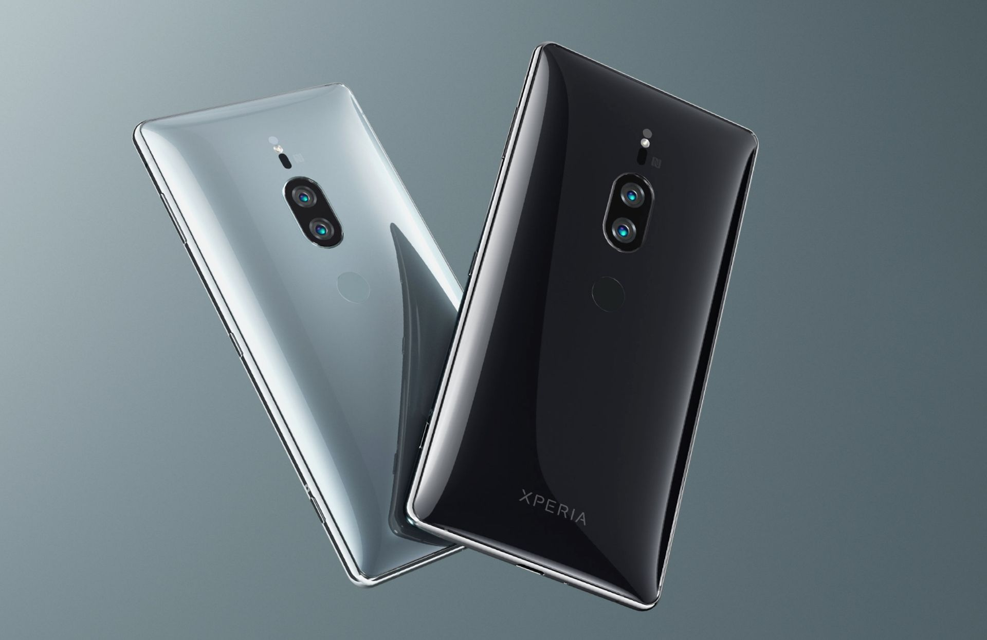 Sony S Xperia Xz2 Premium Has A 4k Display And Cameras Built For Extreme Low Light Shooting Sony Xperia Phone Sony