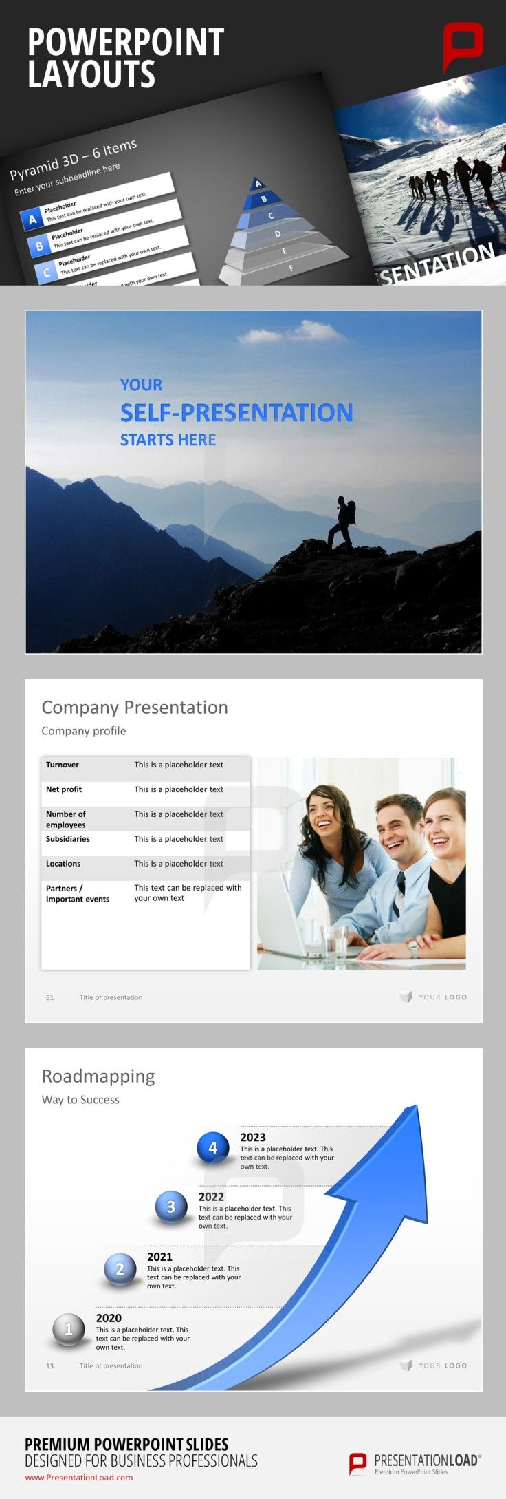 Professional PowerPoint Template Premium PowerPoint Slides for Download  #presentationload http://www.presentationload.com/powerpoint-charts-diagrams/