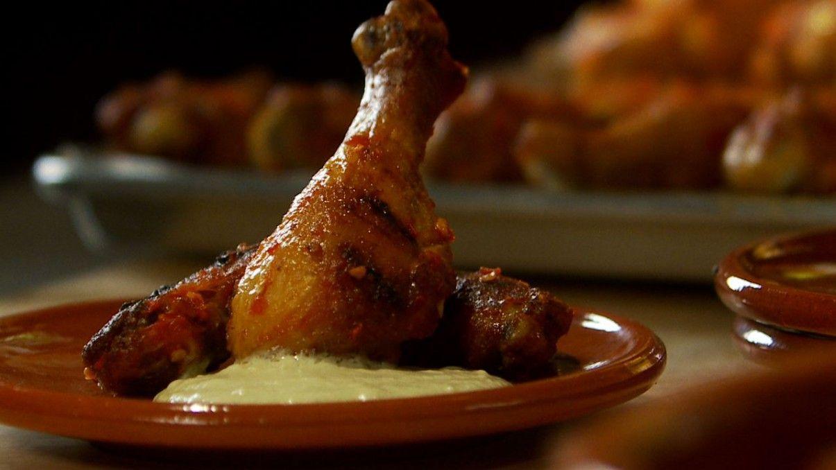 Une recette de poulet piri-piri présentée sur Zeste et Zeste.tv