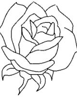Bildergebnis Für Malvorlagen Rosen Basteln