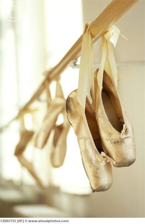 ballerina slippers!