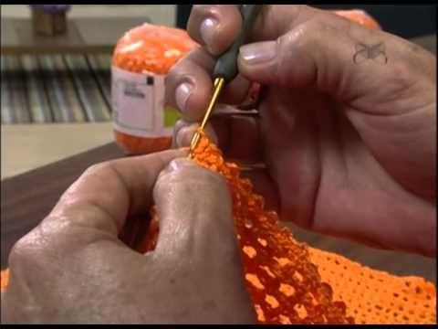Mulher.com 17/01/2013 Luciana Panza -  Trico e Crochê 2/2