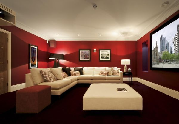 here s how to choose the best basement color media room on basement color palette ideas id=26519
