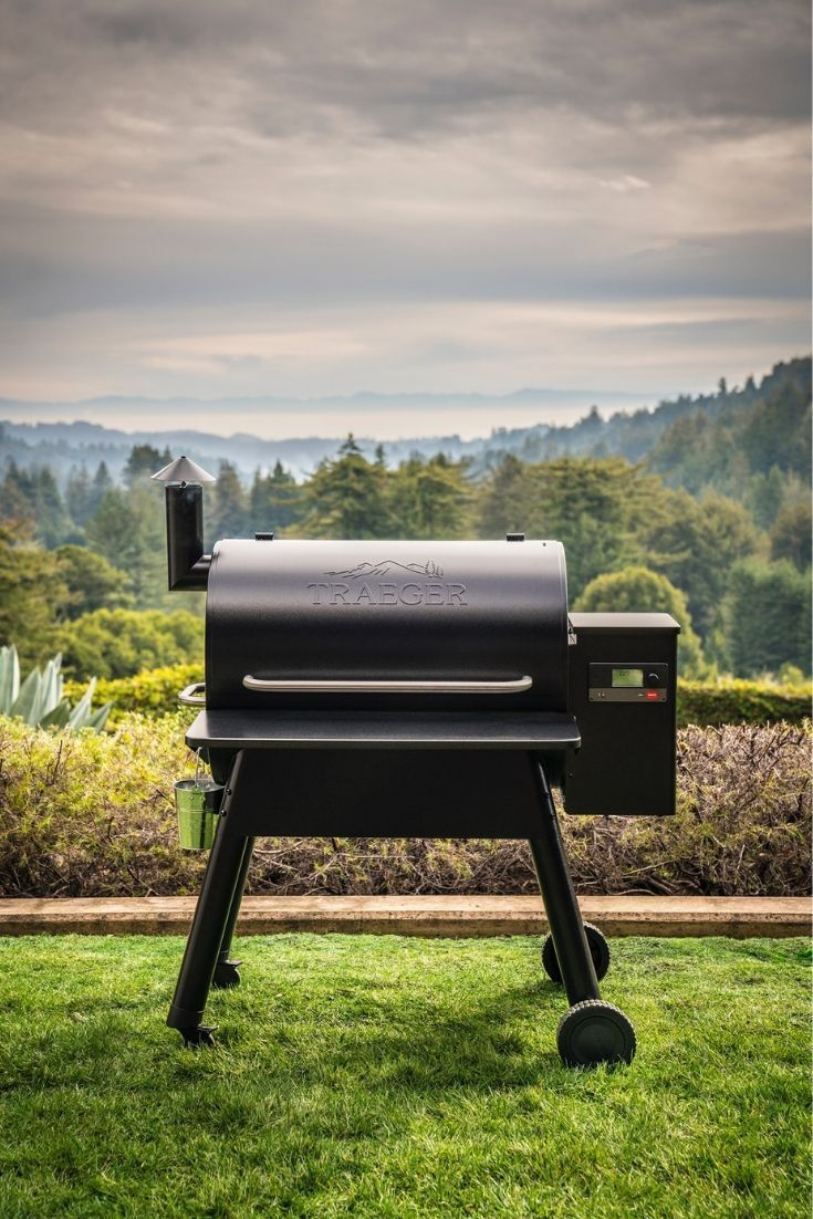 Why buy a wood pellet grill? A pellet grill is a better ...