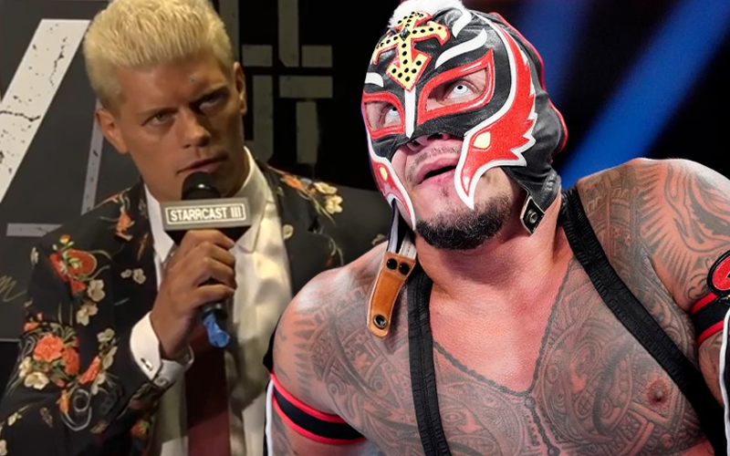 Aew Could Be Ready To Steal Rey Mysterio From Wwe Wwe Wrestling News Wwe News