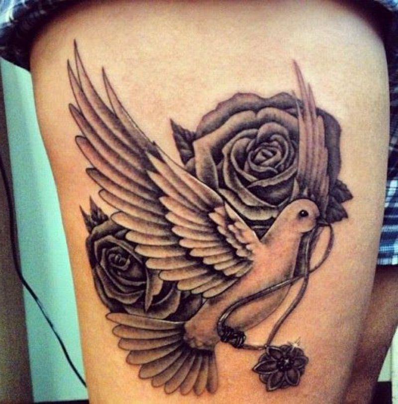 Tattoos taube Sequel to