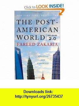 The Post American World Pdf