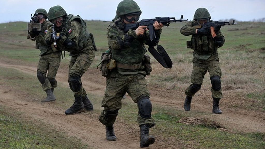 Chechnya: Russian soldiers killed in clash with insurgents - BBC News