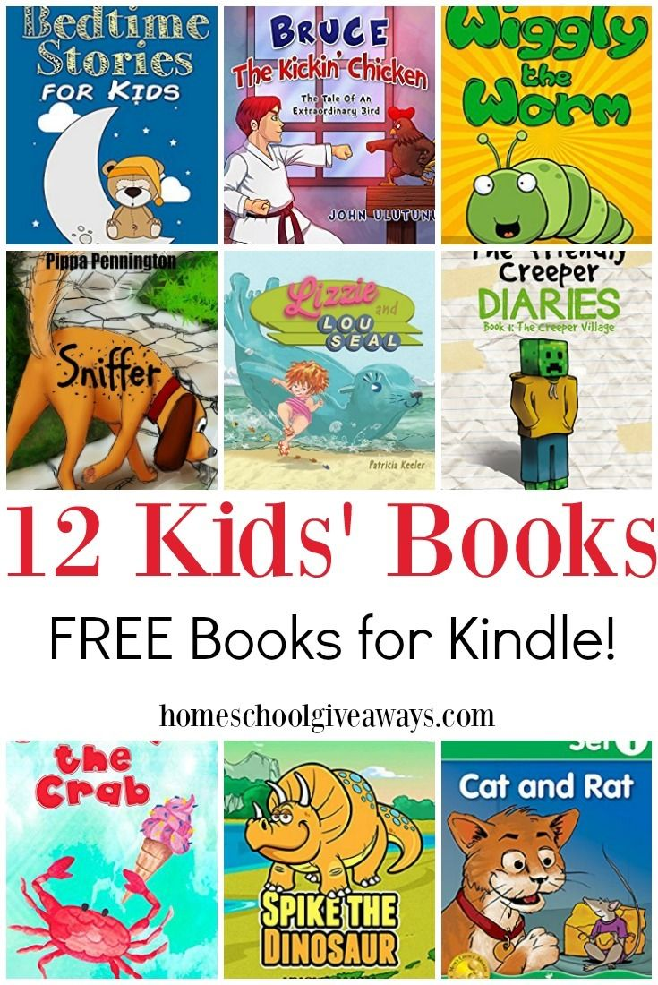 12 totally free kids u0027 books for kindle book lists for kids