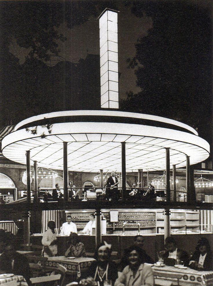 Berlin 1928 Jazzband Im Zoologischen Garten Berlin Photos Underground World Weimar