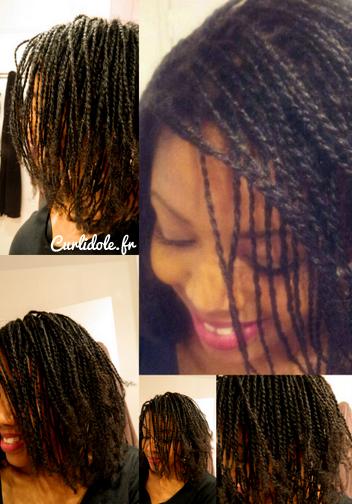Challenge : Vanilles sur cheveux crépus objectif 1 mois!! | Curlidole tout pour les cheveux crépus frisés et bouclés naturels. Nouveau Nappyattitude.fr