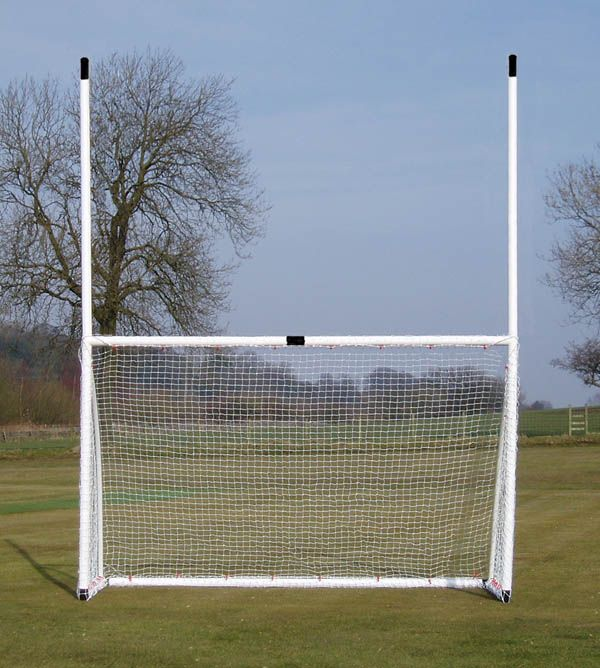 Gaelic/Hurling Goal Posts | Rugby posts, Football diy, Goals