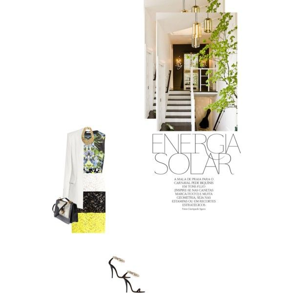 Untitled #990 by yenybarriot on Polyvore