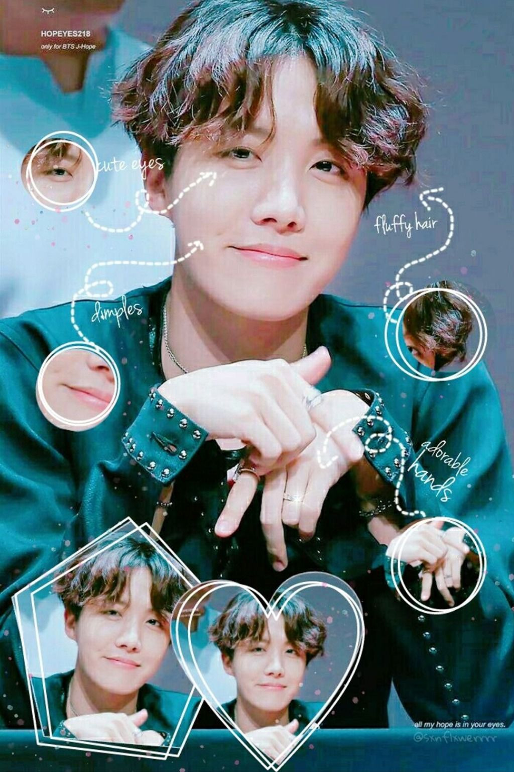 6 anatomy edits that will inspire you to be a better stan