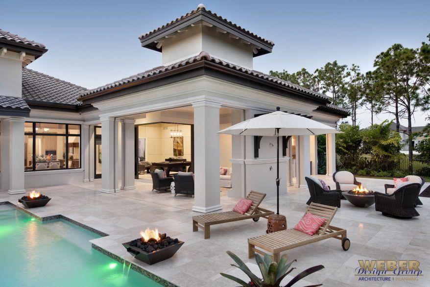 Mediterranean House Plan Luxury Mediterranean Home Floor