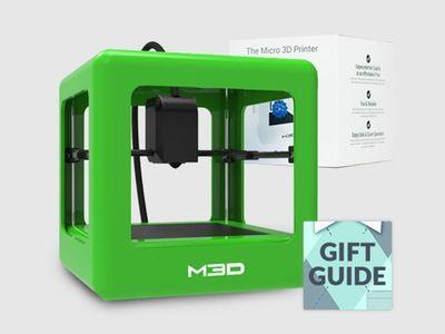 A 200 3D printer? Meet the Micro Micro 3d printer