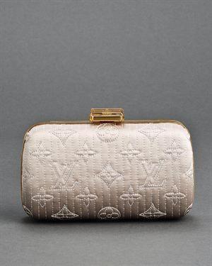 Louis Vuitton LU Minaudiere Motard Perle Box Clutch
