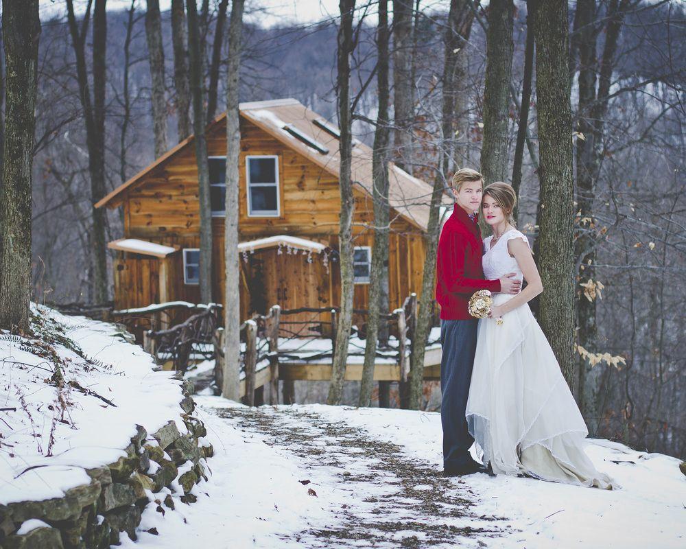 Wedding Photography // Winter Wonderland