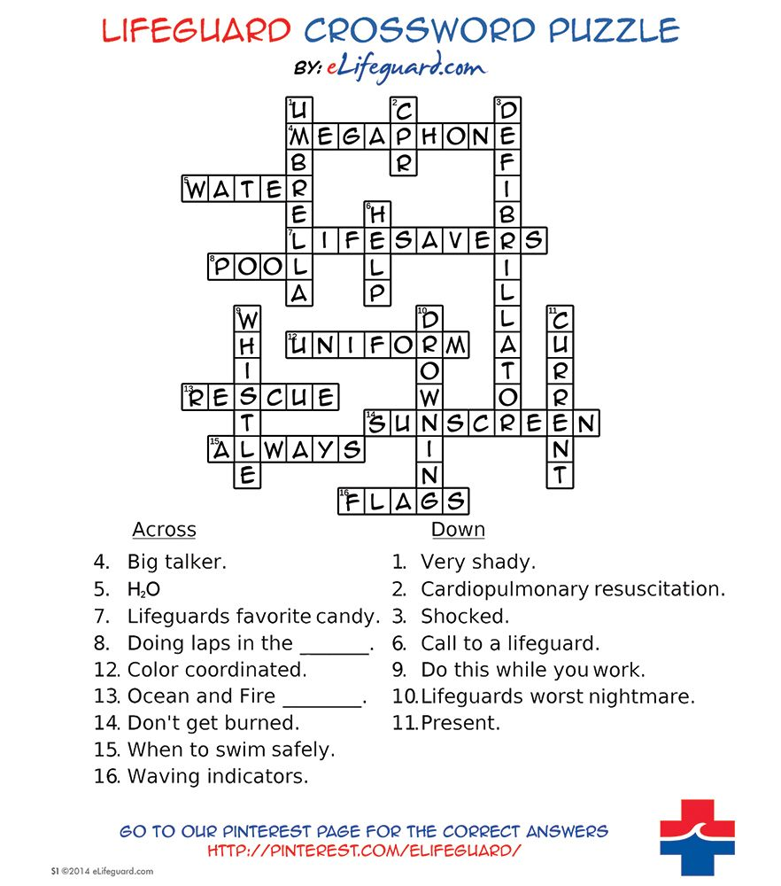 Pin By Elifeguard Com On Lifeguard Word Games Describing Words