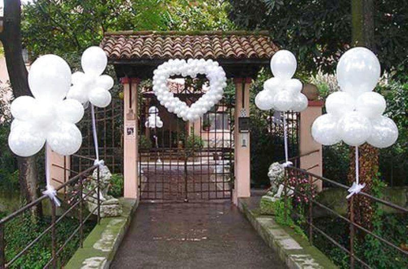 Palloncini Creativi Addobbi Originali Per Il Tuo Matrimonio The Wedding Italia Palloncini Matrimonio Palloncini Decorazioni Matrimonio
