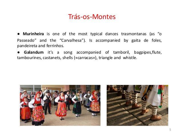 Portuguese dance