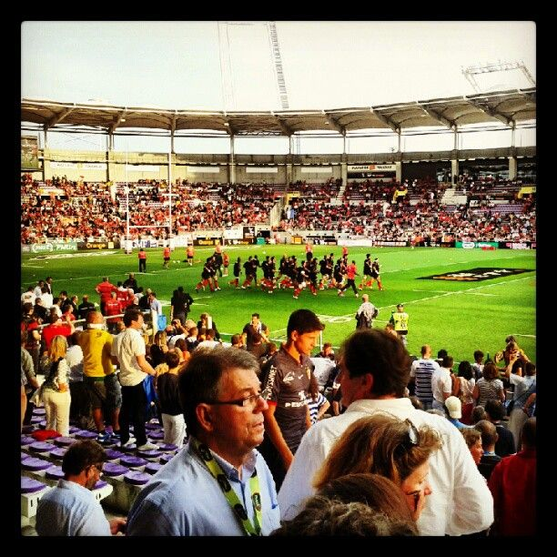 Instagram. Stadium, Toulouse.