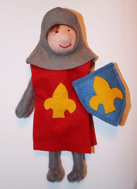 Más tamaños | Gallant Knight doll | Flickr: ¡Intercambio de fotos!