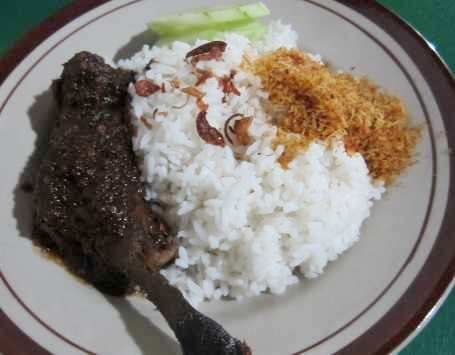 Resep Bebek Madura Bumbu Hitam Ternyata Bebek Bisa Menjadi Masakan Khas Madura Walaupn Bebek Bisa Di Jumpai Di Resep Resep Masakan Asia Makanan Dan Minuman