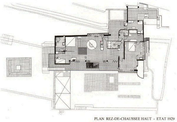 Restoration of Eileen Gray's ground breaking villa E-1027 ...
