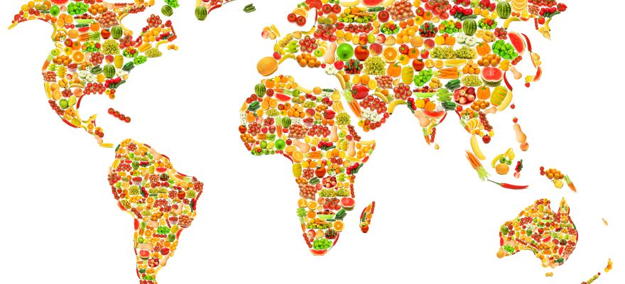 World food map cuisine enfants pinterest amy and food world food map gumiabroncs Choice Image