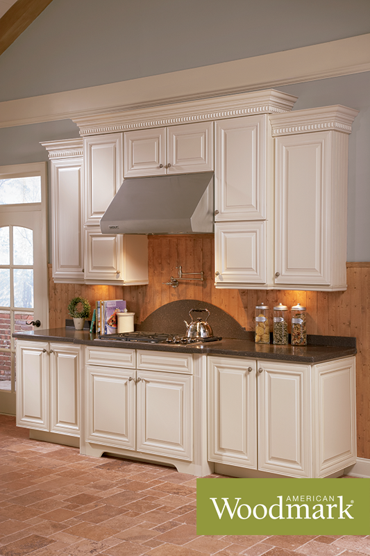 Best Pin By American Woodmark Cabinetry On Kitchen Inspiration 400 x 300