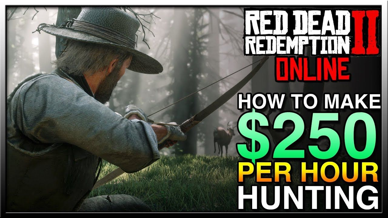 How To Make Money In Red Dead 2 Online
