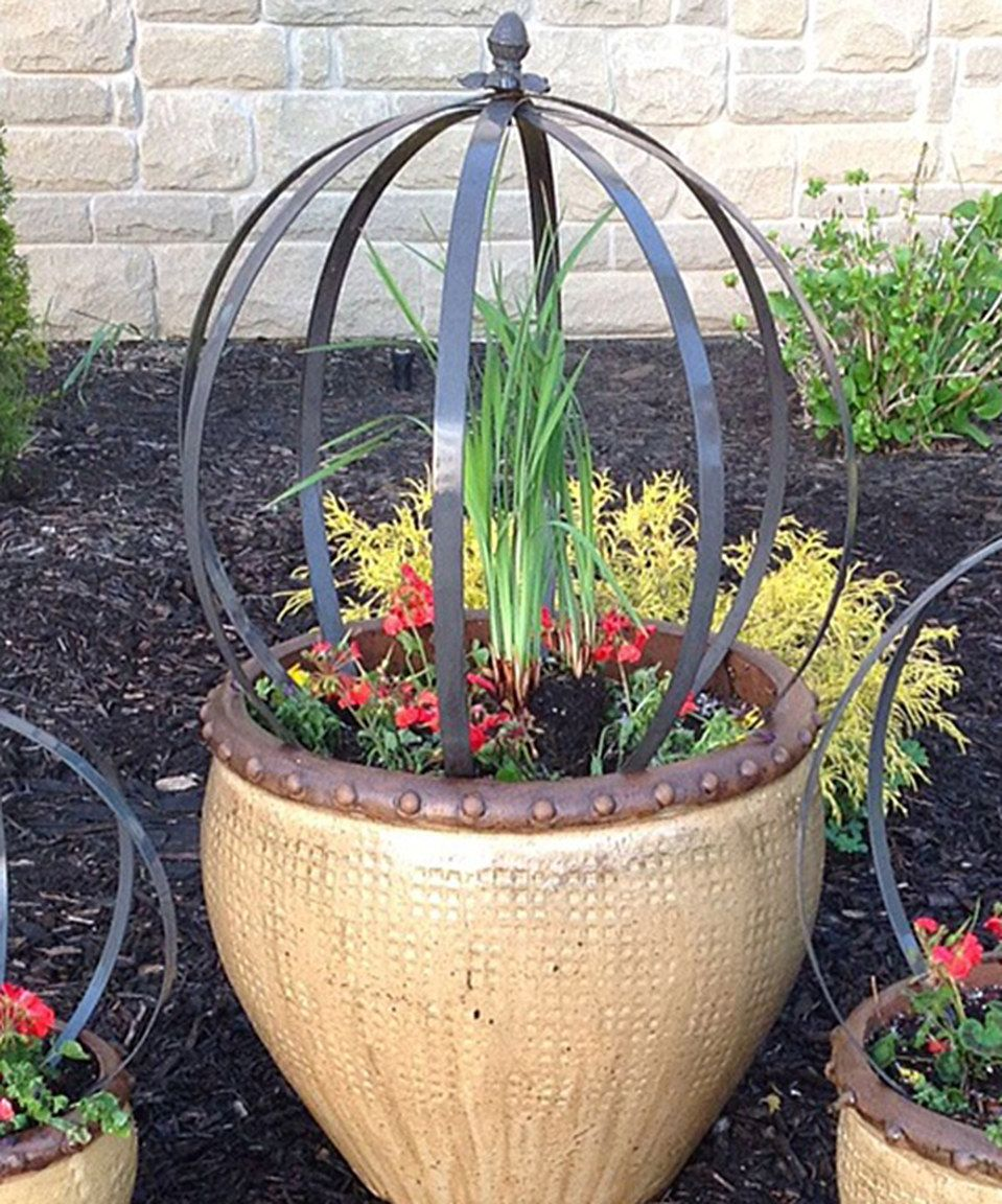 Beau Large Sphere Trellis By Marshall Home And Garden #zulily #zulilyfinds