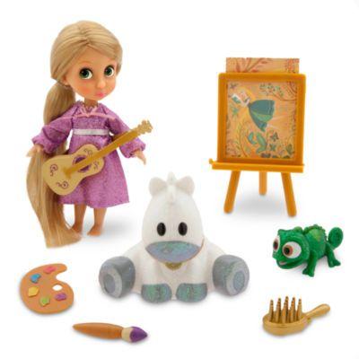 Mini Set Da Gioco Rapunzel Collezione Animator Dolls Rapunzel L Intreccio Della Torre Negozi Disney Giocattoli Raperonzolo