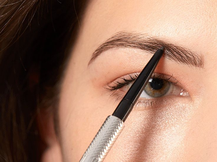Just fill in your eyebrows (step by step) #browsing #in ...
