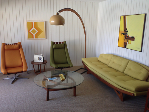 """""""The Fontenell"""" was built in the late '50s for the family of makeup and cosmetics icon Max Factor 