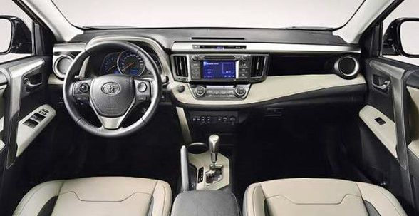 Price Release 2016 Toyota Rav4 Redesign Review Interior View Model