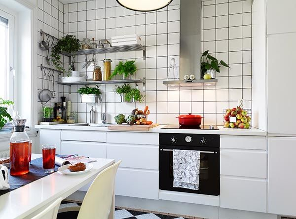 Superior 43 Extremely Creative Small Kitchen Design Ideas