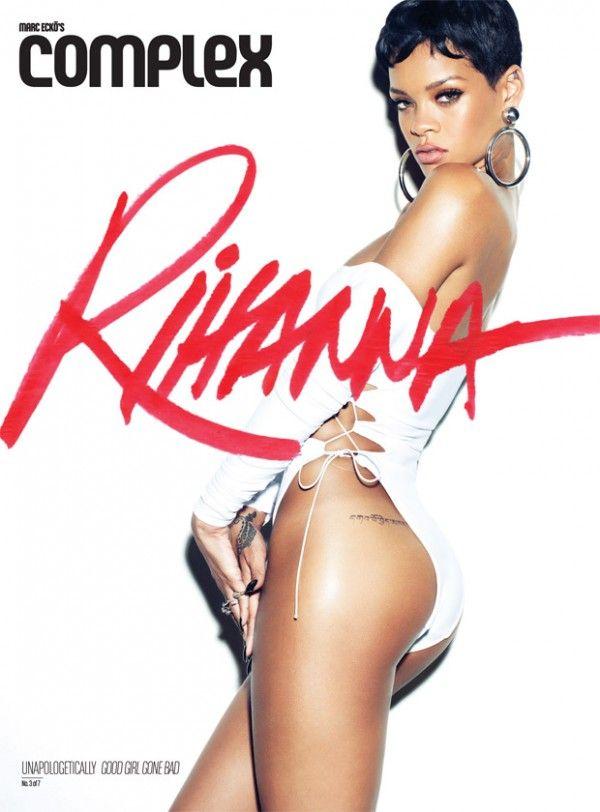 Rihanna Complex Magazine A Good Girl Gone Bad Rihanna Cover