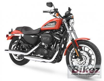2006 Harley-Davidson XL 883R Sportster 883 R | Home, Sweet