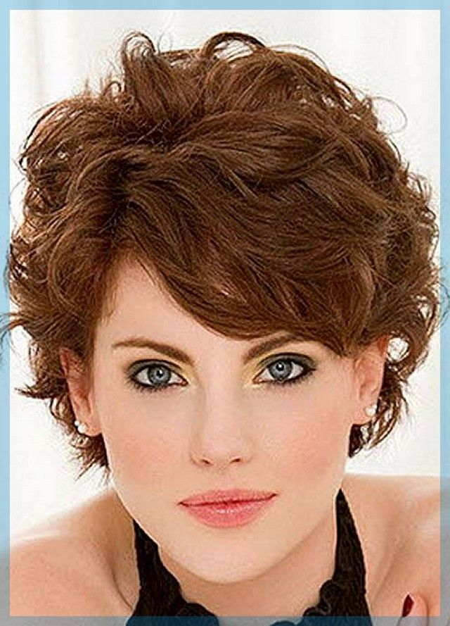 Low Maintenance Hairstyles For Thick Hair Short Hair Styles Short Curly Hairstyles For Women Fine Curly Hair